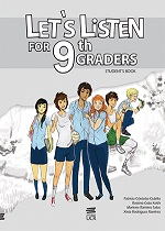 LET`S LISTEN FOR 9TH GRADERS:  TEACHER`S BOOK