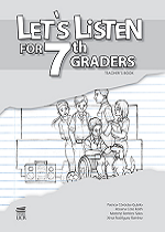 LET`S LISTEN FOR 7TH GRADERS: STUDENT`S BOOK